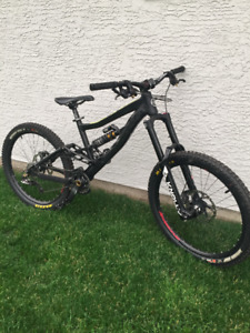 Mountain Bike (new custom built) - Downhill pro (never ridden)