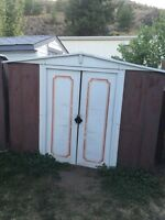 Metal Sheds For Sale x 2