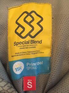 Special Blend snowboarding pants men's S excellent condition  Kitchener / Waterloo Kitchener Area image 4