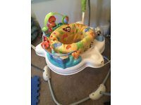 Fisher price Jumperoo REDUCED price of £30