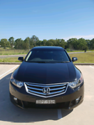 2009 Honda Accord Euro luxury - manual Horningsea Park Liverpool Area Preview
