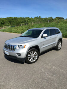 2011 Jeep Grand Cherokee - 70th Anniversary Edition - 120,000kms