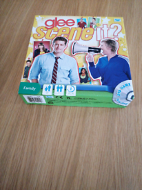 Glee Scene It DVD Game New and Boxed