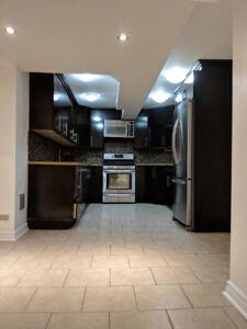 Basement For Rent - 3 Bedroom - Vaughan