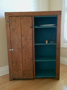Antique Jelly cabinet - hutch (from late 1800's)