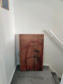 PENDING PICK UP Free foldable artist long table desk