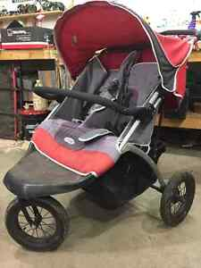 Double stroller for sale Peterborough Peterborough Area image 1