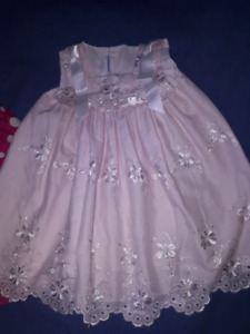 C.I. Castro & Co. Designer Brand Baby Girls Dress 12mts