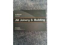 JM Joinery & Building joiner plasterer builder