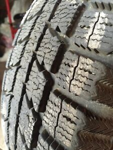 Toyo Observe GSi-5 winter rim and tire package