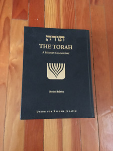 The Torah Revised Edition ( Reform Judaism )