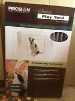 Dog Exercise Pen (New in Box)