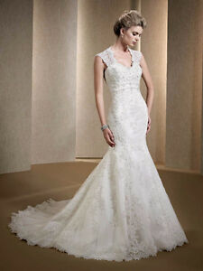 Wedding dress / Robe de mariage Kenneth Winston Premiere LV83