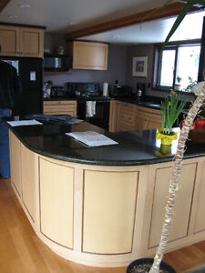 Kitchen Fronts, doors, furniture and any cabinets / refinishing