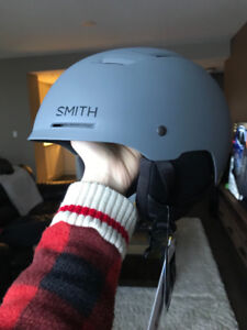 Smith snowboard helmet