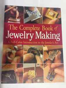 The Complete Book Of Jewelry Making Tutorial Book