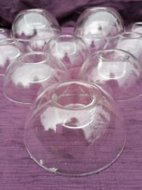 Multifunctional glass bowl
