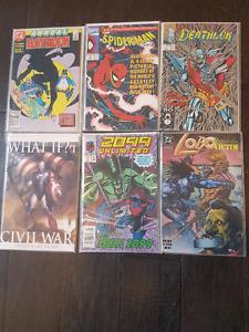 Lot of 32 Vintage Comics