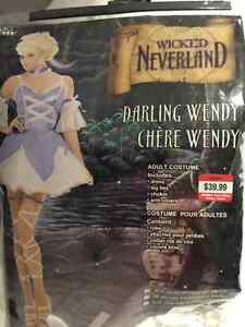 Brand new Darling Wendy adult costume