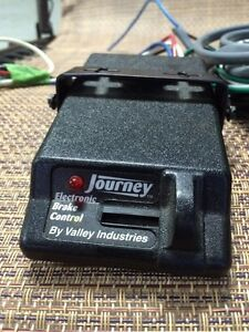 Journey Electric brake controller