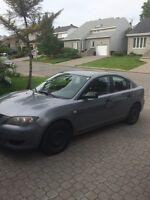 Mazda 3 aut /AC 1900$ négo