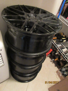 4 MAGS FAST WHEEL (MARQUE)