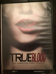 True blood season one and two