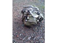 Corsa vxr gearbox