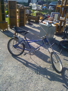 Old Venture Chopper Bicycle