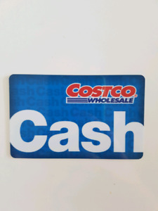Costco giftcard $200