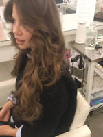 Mobile Hair Extensions Service
