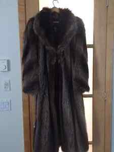A beautiful authentic Mink Coat