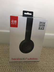 *BRAND NEW UNOPENED* Beats by Dr. Dre Solo3 On-Ear