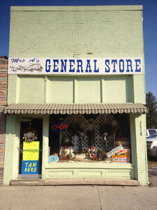 Mrs A's General Store