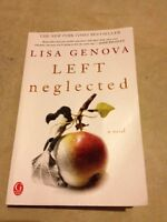 LISA GENOVA- LEFT NEGLECTED- $6.00