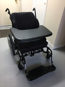 Orion Tilt II Manual Wheelchair (extra wide) *Price Reduced