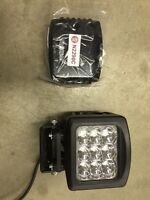 90w NightRider LED Spot lights with Covers
