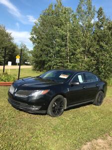 2013 Lincoln MKS twin turbo eco boost