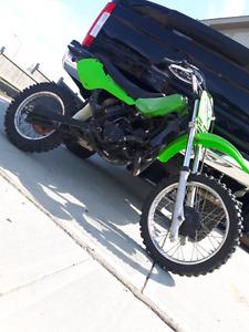 Kx80 2 stroke