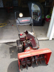 Snowblower For Sale - Located in Belnan NS