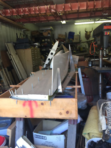 Vans RV6 Wing Kit and Empennage Kit for sale