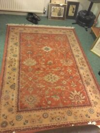 Royal Kesha wool rug