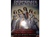Desperate Housewives Season 6 DVD