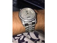 Rolex diamond day date