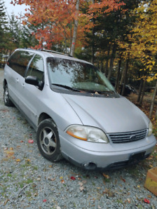 2001 Ford Windstar - Wheelchair van