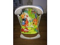 Baby swing FISHER PRICE Woodland Excellent Condition