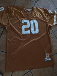 JERSEY DE FOOTBALL VINTAGE EARL CAMPBELL CLASSIC JERSEY