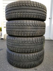 4 pneus d'hiver 195 65 15 Michelin