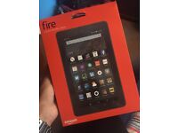 Brand new Amazon Fire tablet unopened