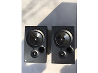 Kef Coda 7 speakers
